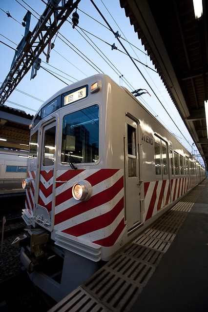 京王電鉄 デワ600形601F + チキ290形291F