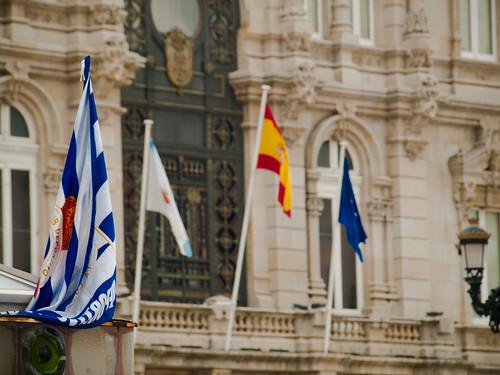 Banderas by treboada