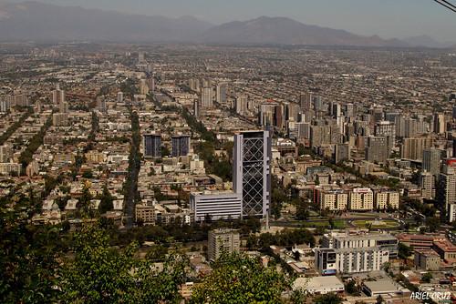 365-86 | Santiago de Chile - Cerro San Cristóbal | Testimonio - Testimony