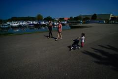 Au port de Pont-de-Vaux