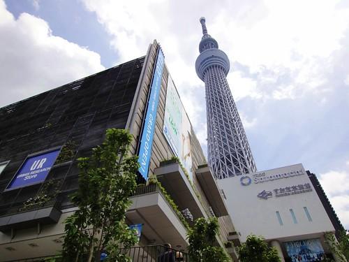 Tokyo Skytree & Tokyo Solamachi