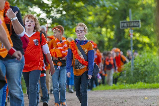 2012-06-05 Avondvierdaagse Dinsdag