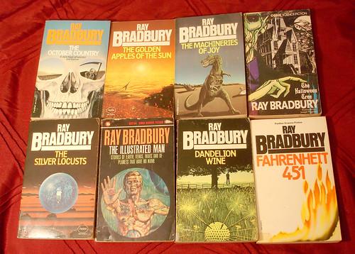 R.I.P. Ray Bradbury