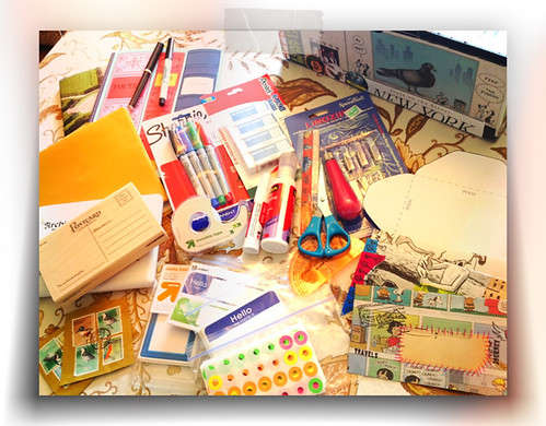 Crafty Correspondence Supplies