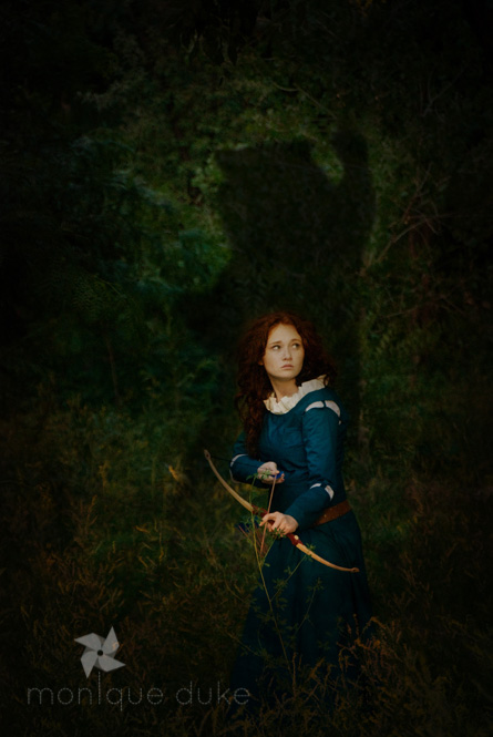 Ceili as Merida