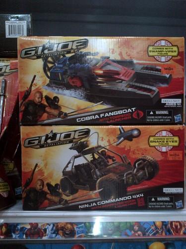 Toy sighting: G.I. Joe Retaliation