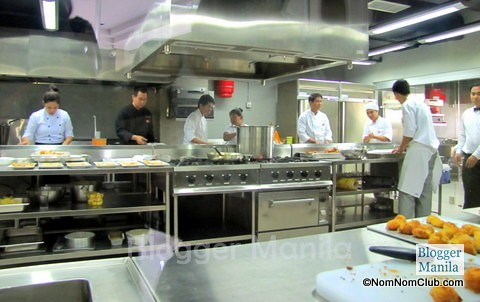 MCA Culinary School Kitchen