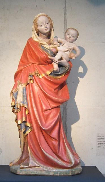 Punaviittainen Maria