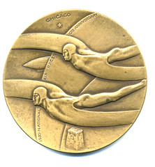 Air Races Medal reverse