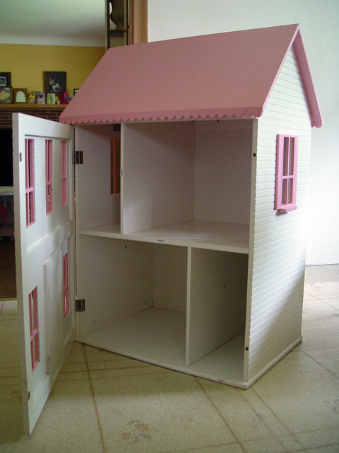 dollhouse open