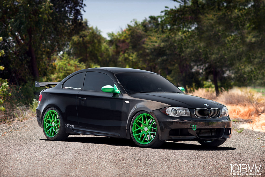 Ryan's Widebody BMW 135i