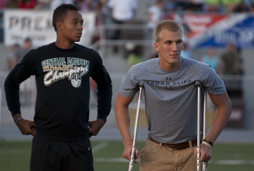 Adam Breneman and Zayd Issah