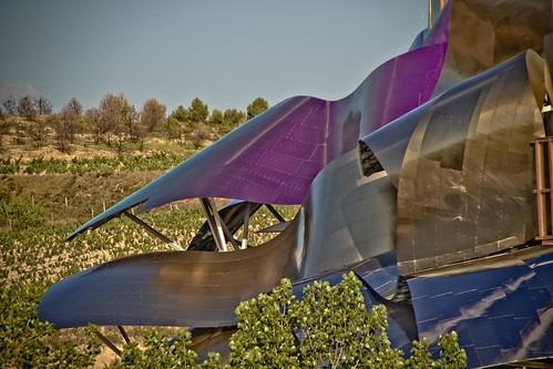 Elciego en la Excursión Blogeu a Rioja Alavesa