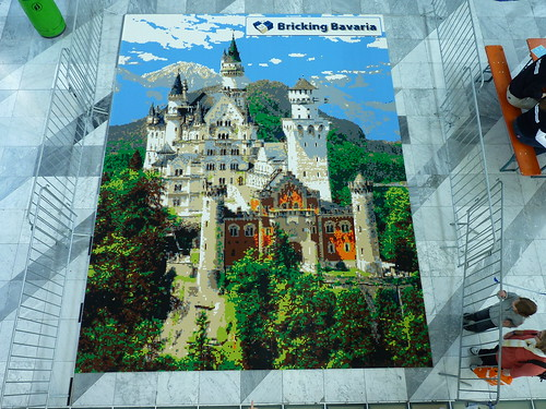 Bricking Bavaria Mosaic