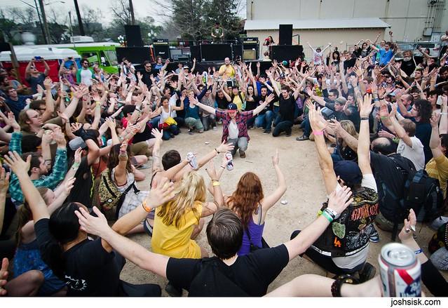 Dan Deacon @ SXSW 2012
