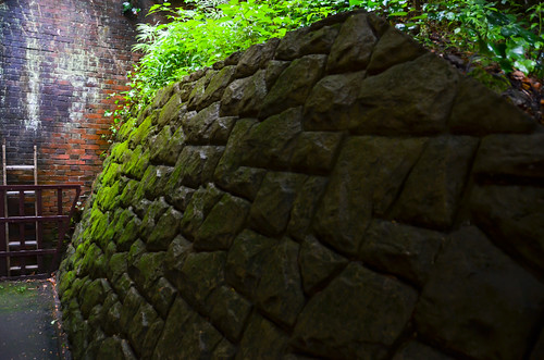 Stone wall by hyossie