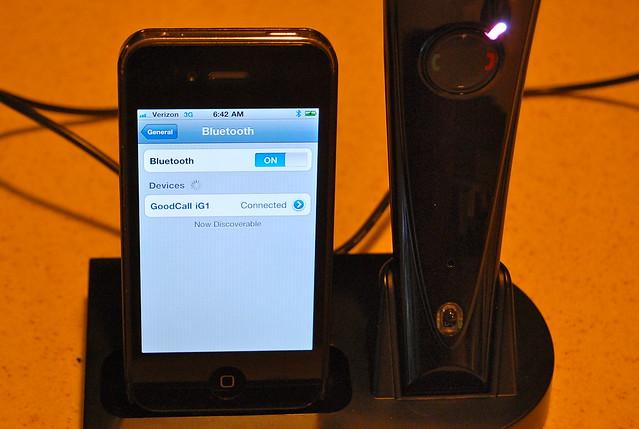 Good Call handset