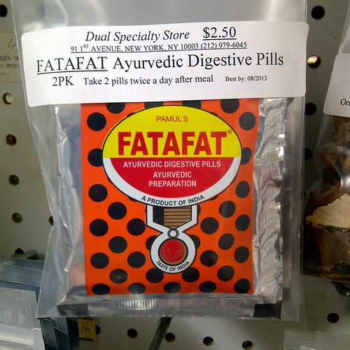 Fatafat fattie pills