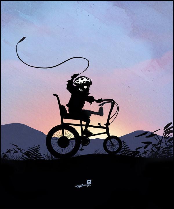 Ghost Rider Kid