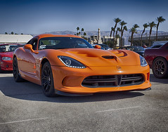 auto show(0.0), muscle car(0.0), race car(1.0), automobile(1.0), automotive exterior(1.0), wheel(1.0), vehicle(1.0), performance car(1.0), automotive design(1.0), chevrolet corvette c6 zr1(1.0), bumper(1.0), land vehicle(1.0), luxury vehicle(1.0), srt viper(1.0), supercar(1.0), sports car(1.0),