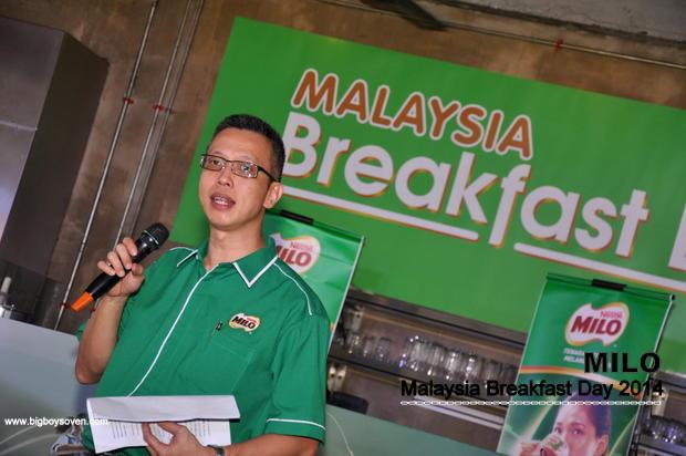 MILO Malaysia Breakfast Day 2014 3