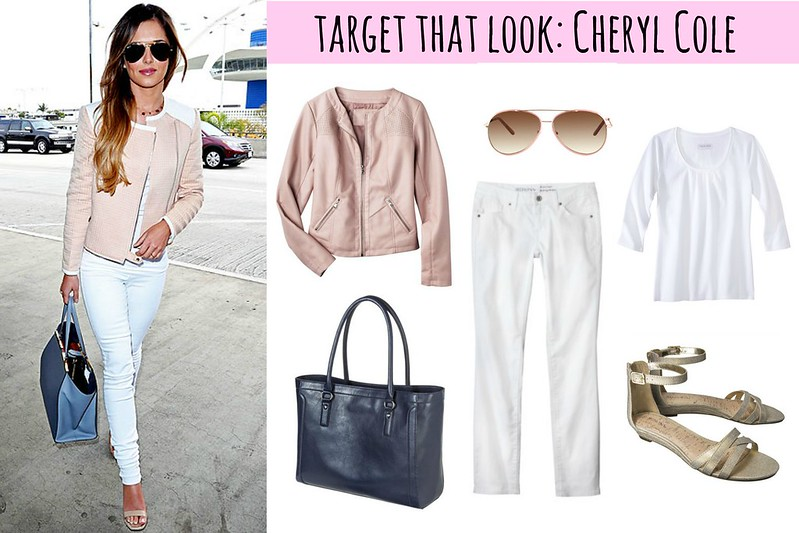 Target That Look: Cheryl Cole celebrity style for less