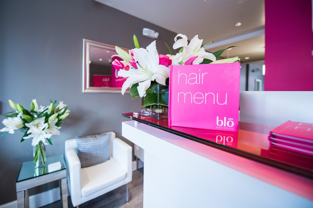 Blo Dupont Hair Menu by Joy Asico