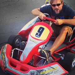GoKart attack! Doing some racing at Bondurant... Super fun.