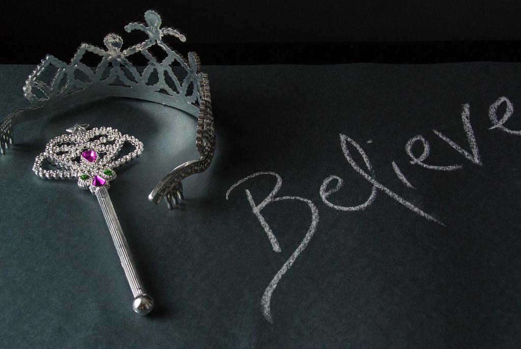 I believe in magic, do you?