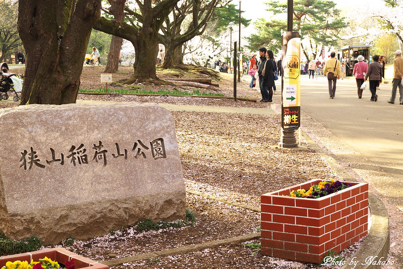 狭山稲荷山公園 by Nakabo
