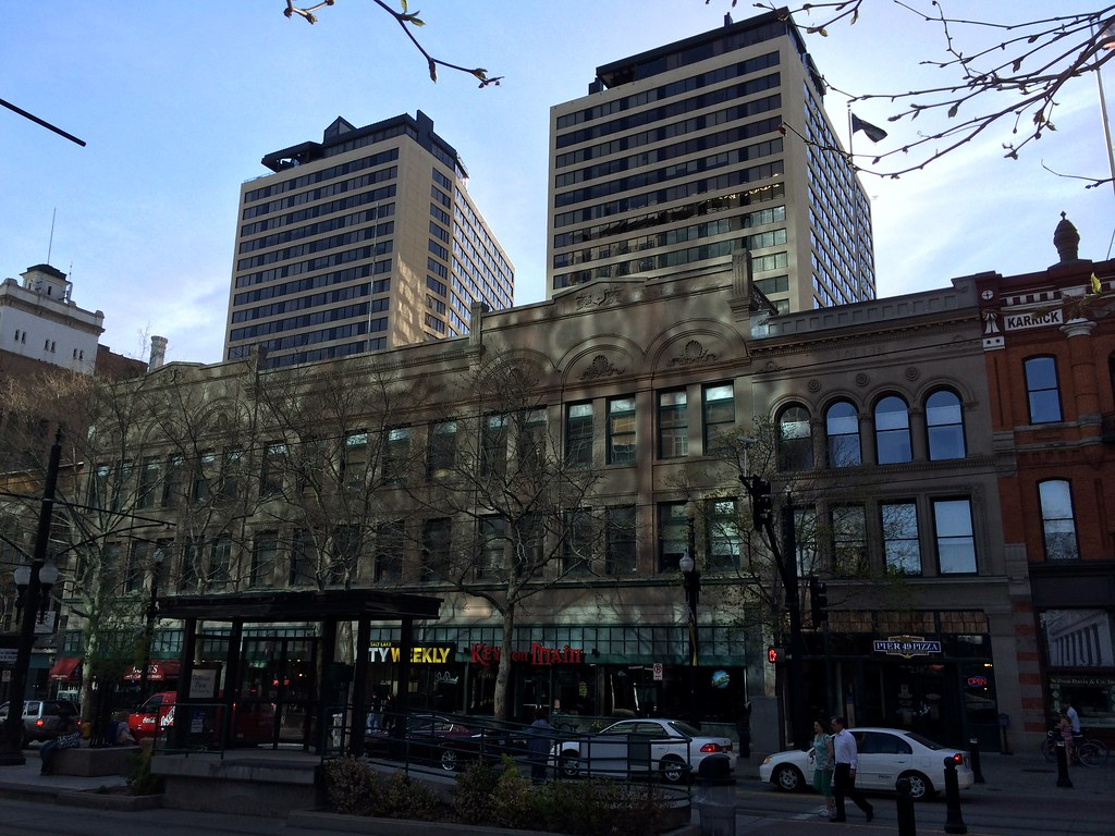 Salt lake city development thread page 196 skyscraperpage forum - Before and after a more than century old house comes back to life ...