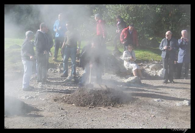 Desenterrando la olla