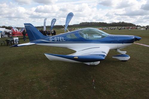G-STEL BRM Aero NG-5 Popham