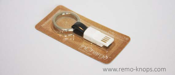 InCharge Cable - MicroUSB - 5571