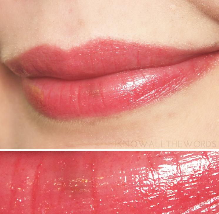 mary kay true dimensions sheer lipstick flamenco red (5)