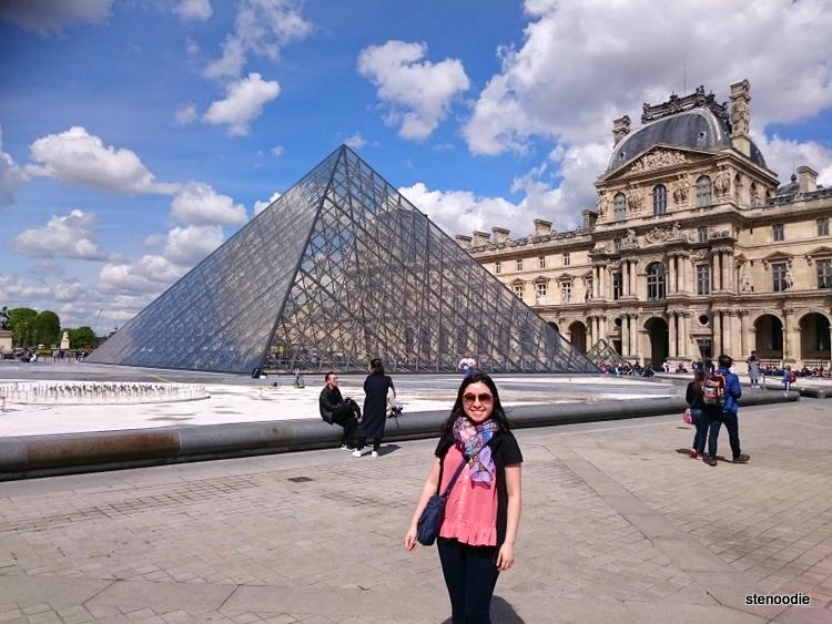 Stenoodie Louvre