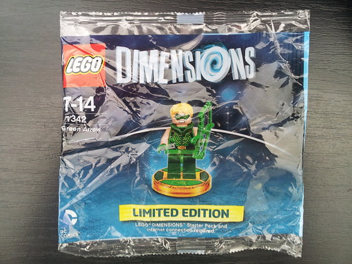 LEGO Dimensions Green Arrow (71342) E3 Promo