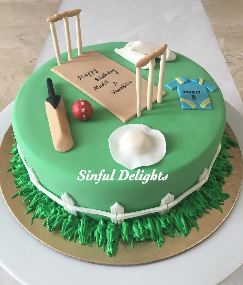 Extraordinary Cake by Sinful Delights