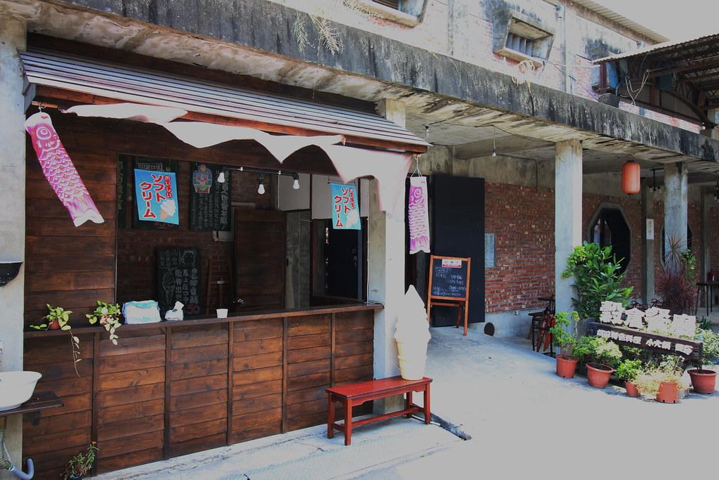 台南西港穀倉餐廳 (4)