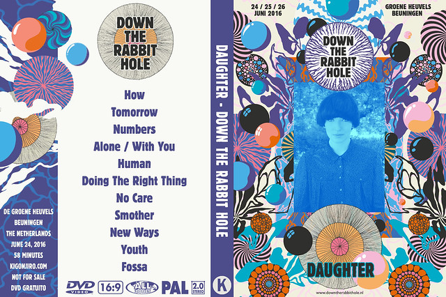 Daughter - Down The Rabbit Hole