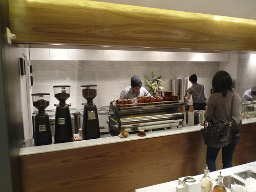 Blue Bottle Coffee | Rockefeller Center