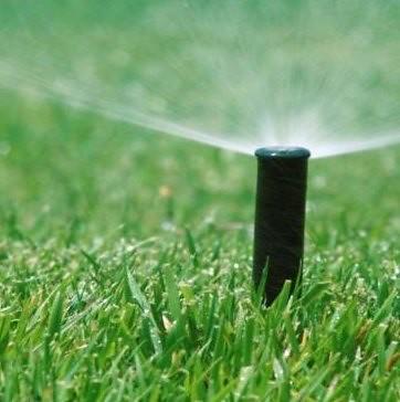 Sistemas de riego para el jard n o c sped arkigrafico for Aspersores para riego jardin