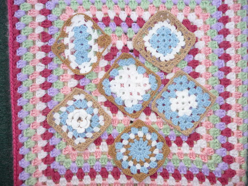 Salma70 (Kuwait) Your Squares arrived!