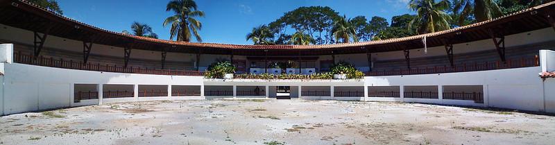 Plaza de toros Hacienda Napoles