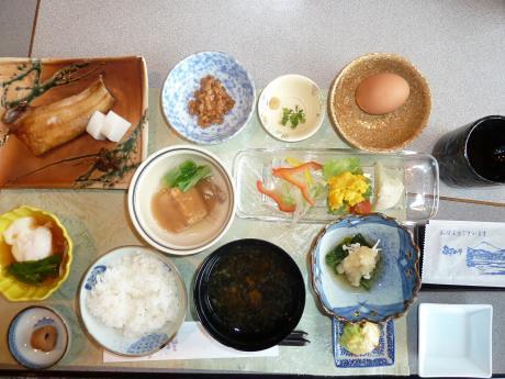 トスラブ箱根 和奏林 料理 朝食(和食)