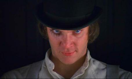 A Clockwork Orange_Malcolm McDowell