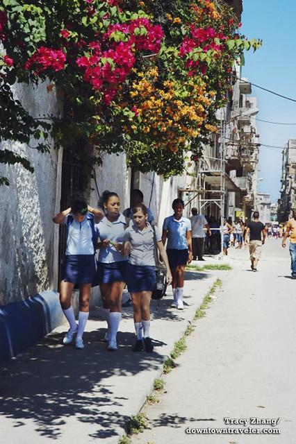 Old Havana Cuba Street Scene 6