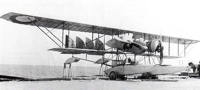 Caudron G.4 Hydro