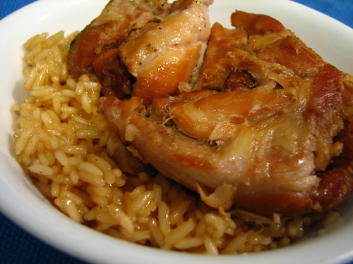Crock Pot Brown Sugar Chicken