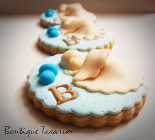 bebek kurabiyeleri by boutiquetasarim